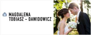 Fotograf ślubny, Magda Tobiasz