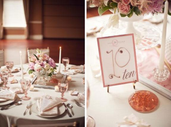 Okrągłe stoły na ślub