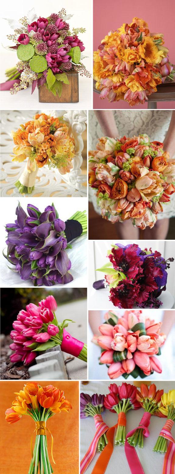 Pretty WEdding Tulipanowe Inspiracje 2