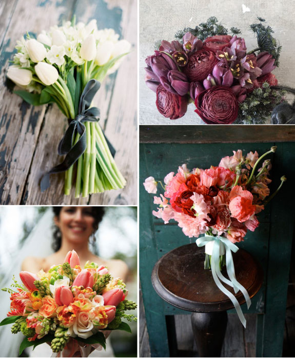 Pretty Wedding Tulipanowe Inspiracje 3