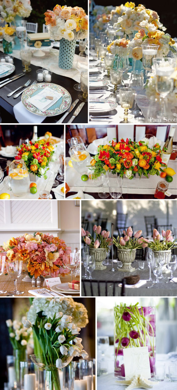 Pretty Wedding Tulipanowe Inspiracje