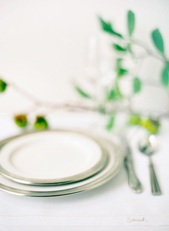 Zrób to sam: serwetki dla gości