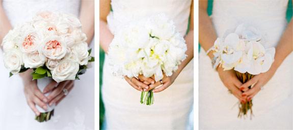 Inspiracje na bukiety ślubne