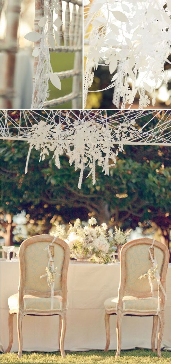 Inspiracja ślubna która zawiera elementy stylu vintage