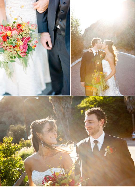 Pretty Wedding ślub z dawką kolorowych kwiatów