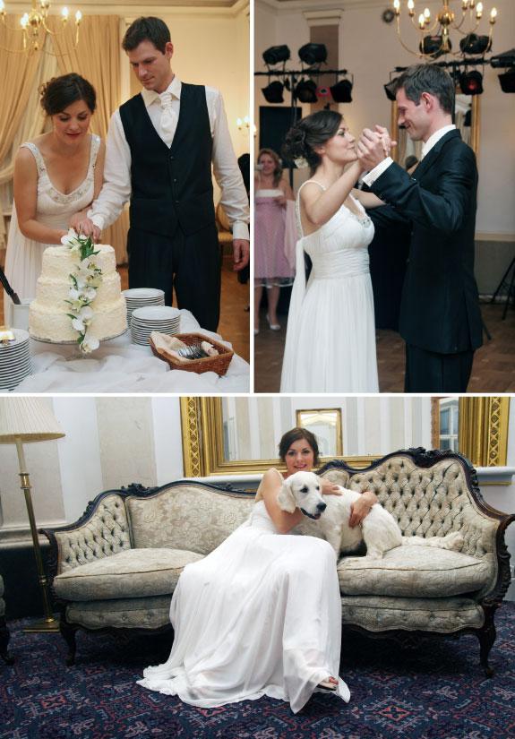 Ślub w Paszkówce