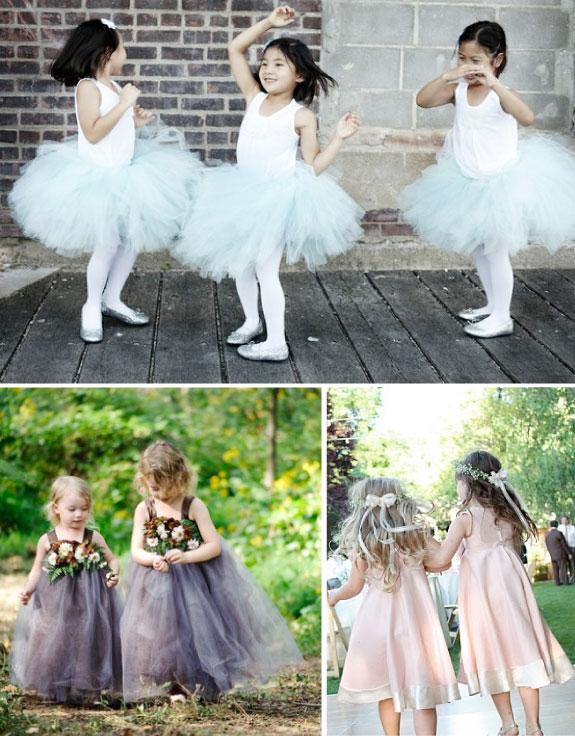 Dzieci jako drużba na ślubie, małe drużki