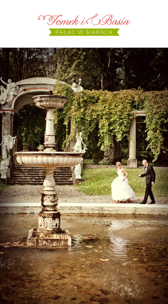 Pretty Wedding, Wasze śluby, Ślub W Pałacu W Siarach