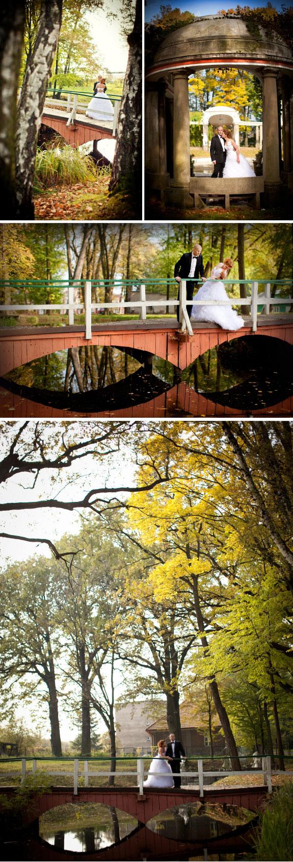 Ślub w pięknym i malowniczym miejscu