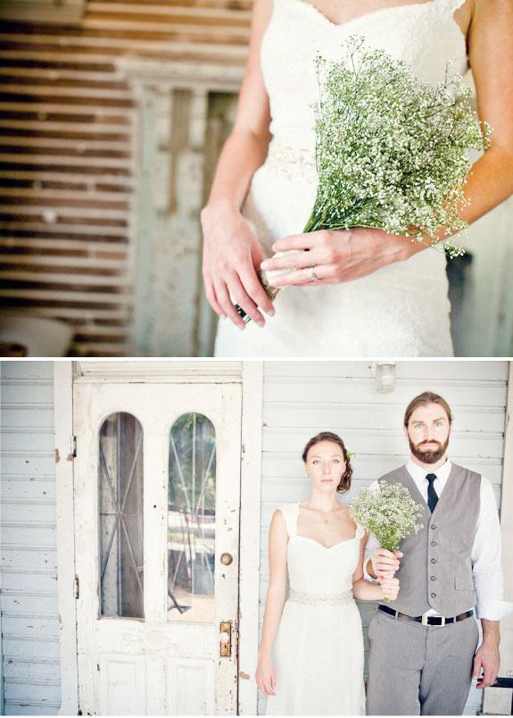 Ślub w stylu vintage