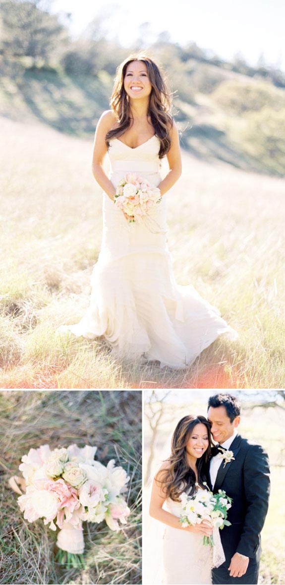 Pretty Wedding Romantyczny i elegancki ślub w plenerze