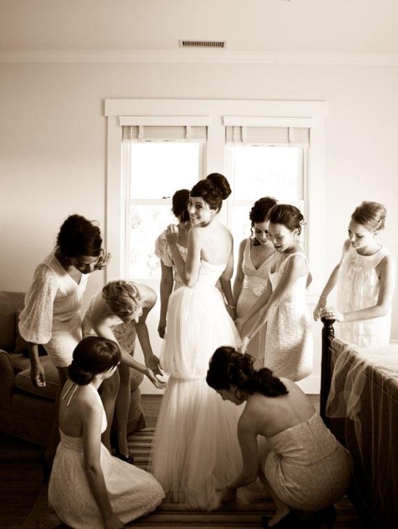 Ślub w stylu współczesnym i rustykalnym