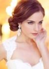 Fryzury do Ślubu: Romantyczny Niski Kok