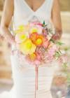 Inspiracja Ślubna: Kolorowe Maki