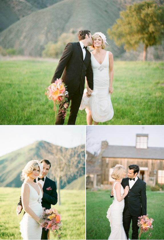 Nowoczesny ślub w 2011