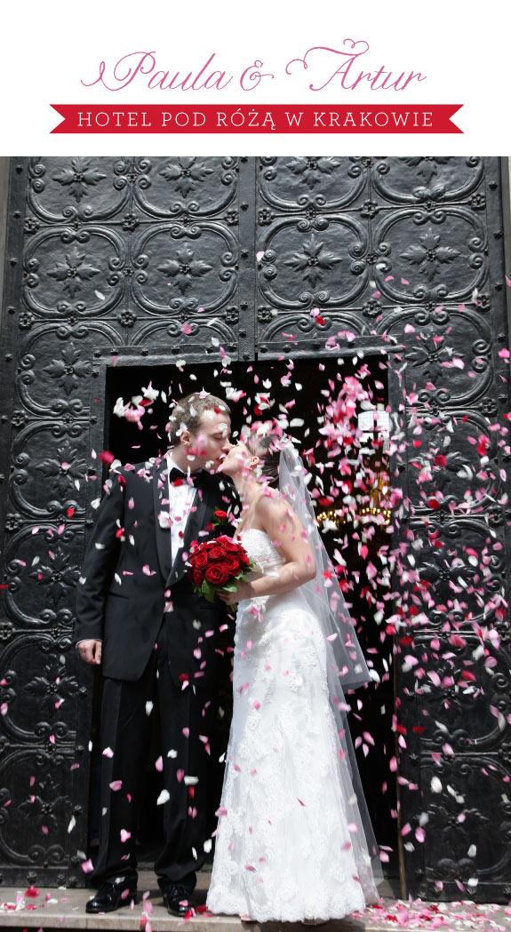 Ślub Pauli i Artura