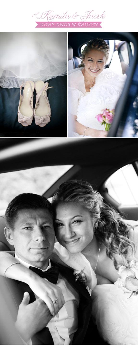 Ślub Kamili i Jacka