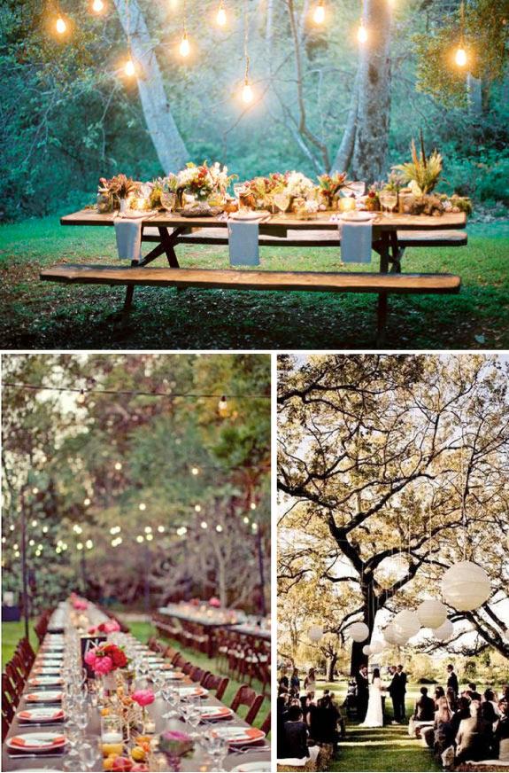 Piękne Zdjęcia Ze Ślubu w Ogrodzie