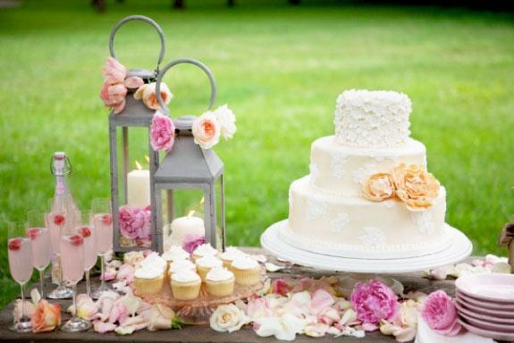 Pomysł na ślub latem, ślub w ogrodzie
