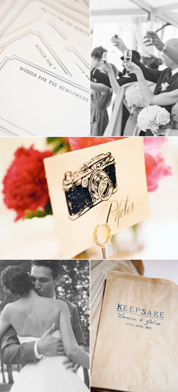 Detale Na Ślubie, Ilustrowane Zaproszenia Ślubne