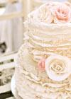 Inspiracja Ślubna Pretty Wedding: Falbanki
