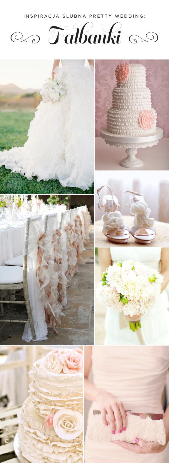 Falbanki na Ślubie, Pomysł na Ślub