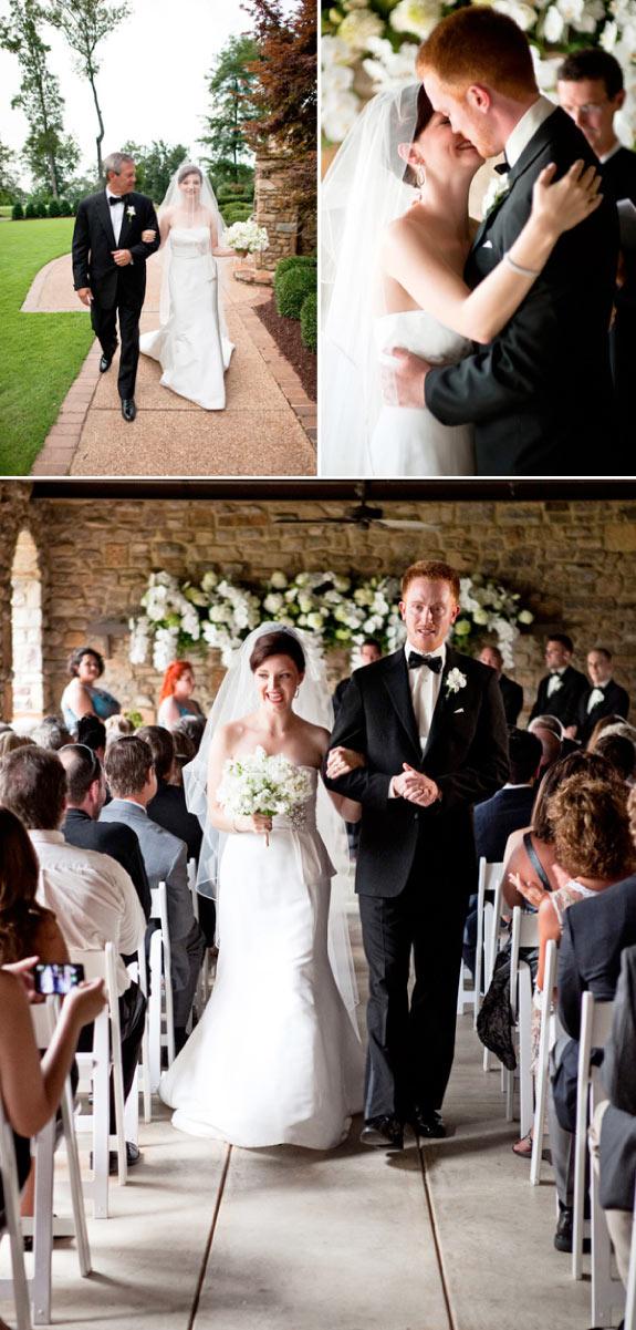 Eleganckie i Pięknie Zgrane Detale Na Ślubie i Weselu