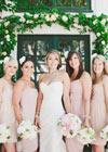 Ślub w Kolorach Pudrowego Różu