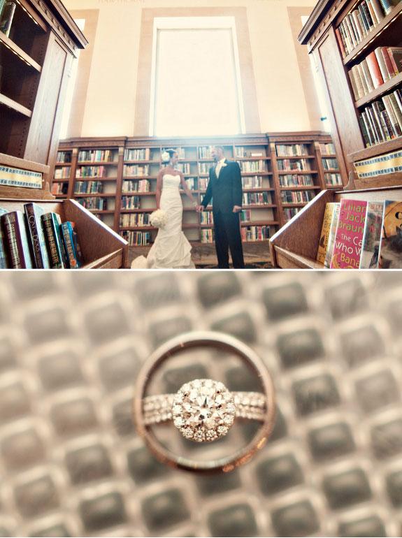 Ślub Nauczycieli w Bibliotece