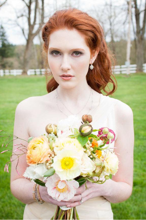 Inspiracja Ślubna w Stylu Angielskiego Ogrodu