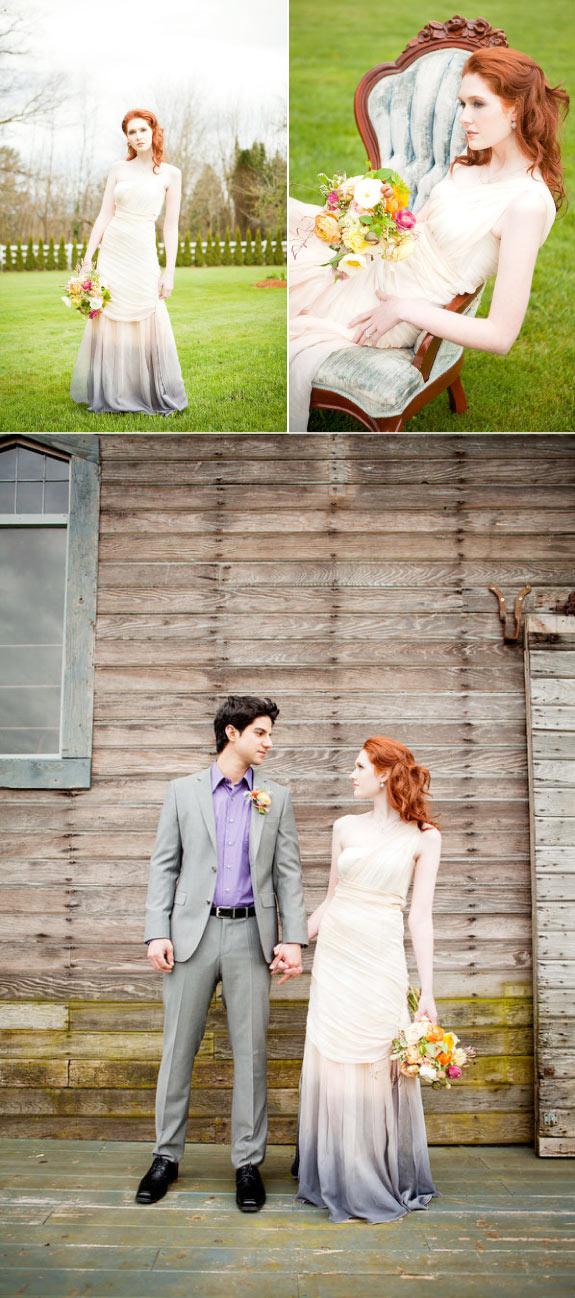 Suknia Ślubna od Wai Ching