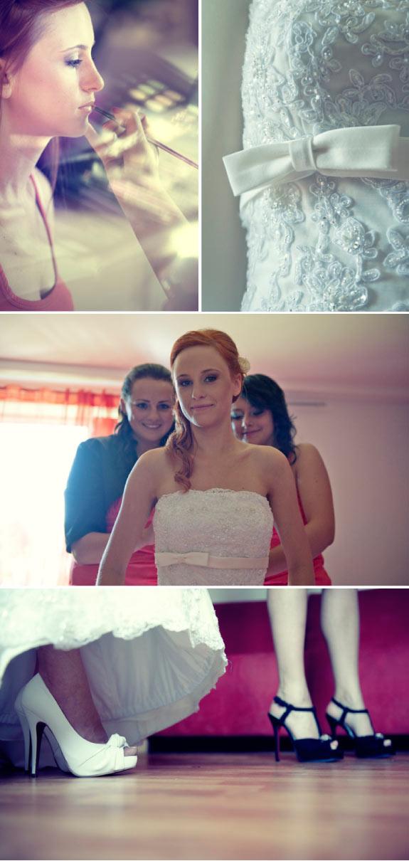 Ślubne Przygotowania Panny Młodej