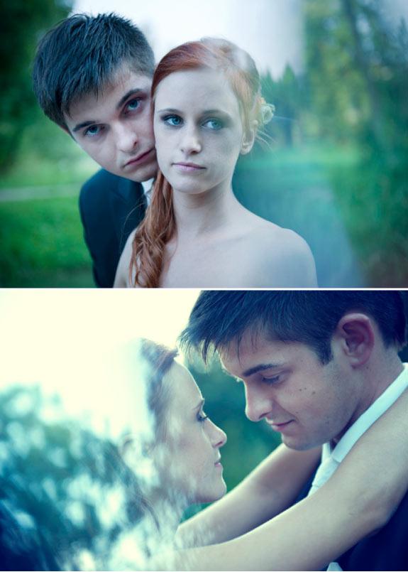Justyna i Arek, Zdjęcia Plenerowe