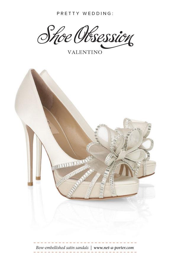 Eleganckie Buty od Valentino na Ślub