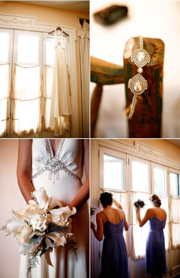 Ślub w Stylu Art Deco, lata 20,30 i 50