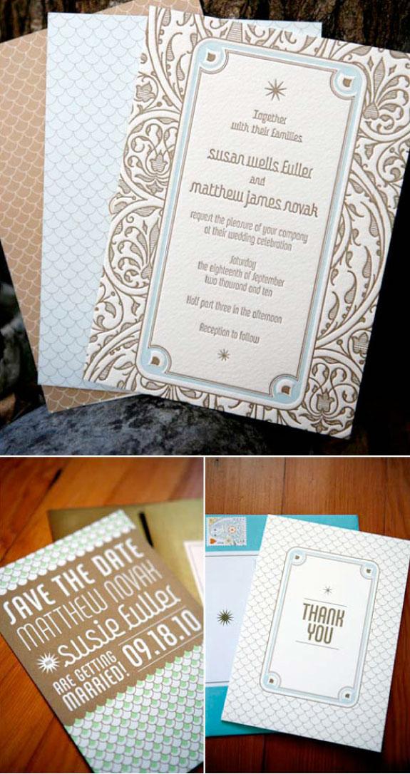 Najładniejsze Zaproszenia na Ślub