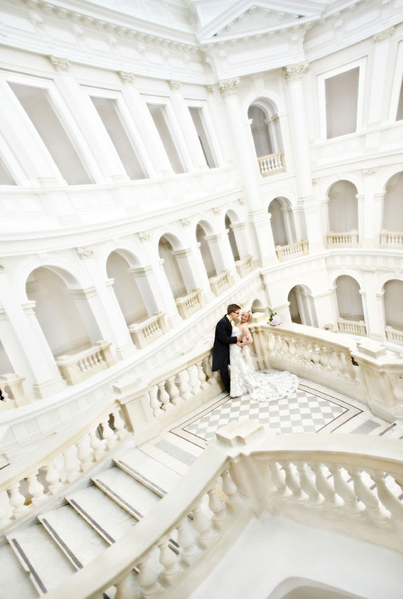 Plener Ślubny na Politechnice