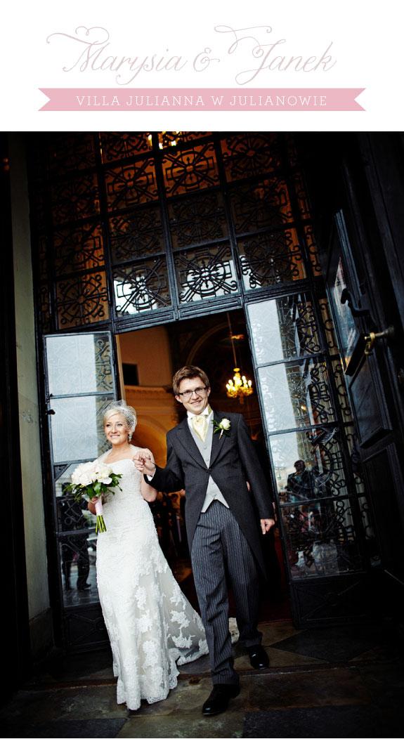 Ślub i Wesele Marysi i Janka