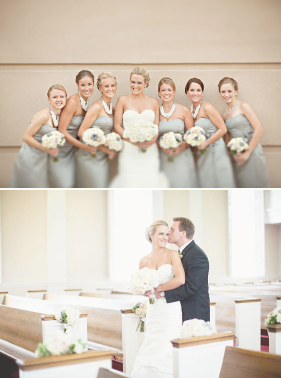 Pomysł na Ślub w Białej Kolorystyce