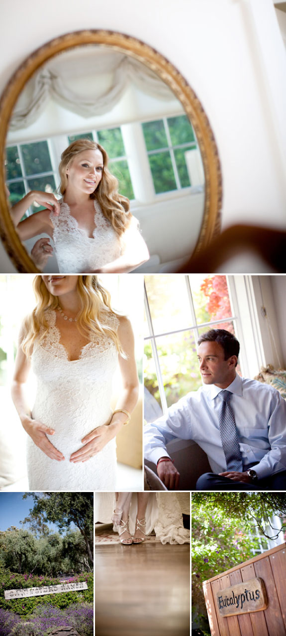 Panna Młoda w Ciąży na Ślubie