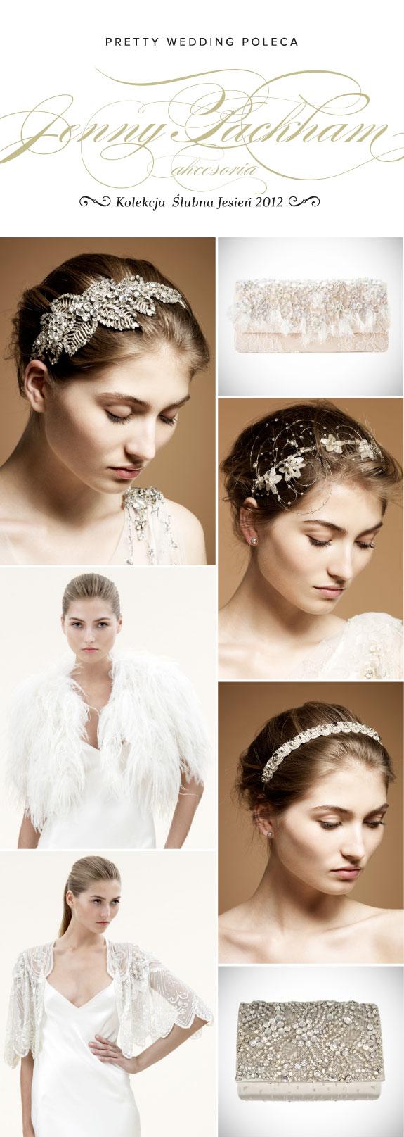 Opaski na włosy na ślub, bolerka, paski do sukni ślubnych, biżuteria ślubna