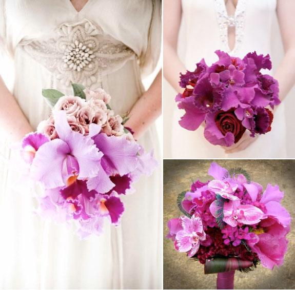 Różowe Bukiety Ślubne i Wiązanki z Kwiatów