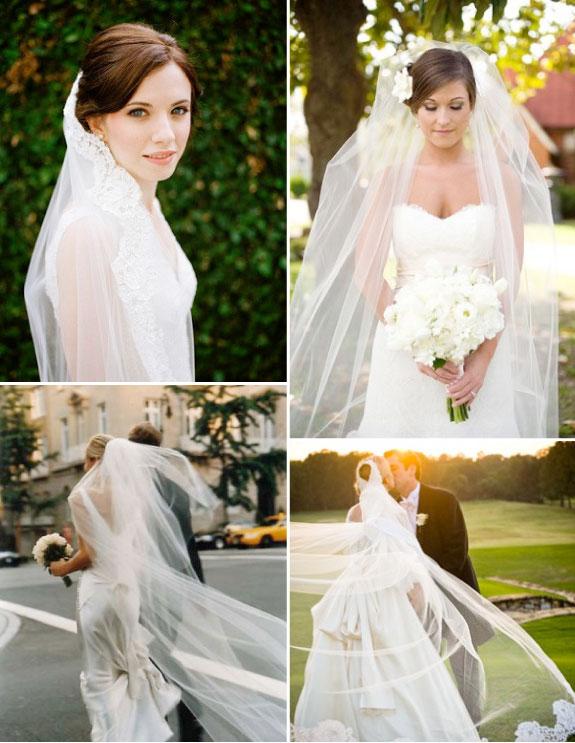 Pomysły na Welony Ślubne