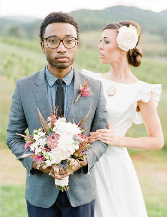 Stylizacja Sukien Ślubnych Ruffled Shop