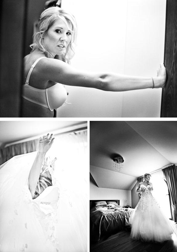 Przygotowania Panny Młodej do Ślubu