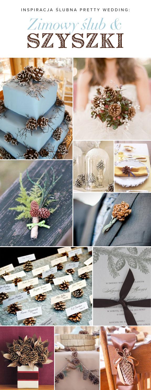 Pomysł i Inspiracja Na Ślub Zimą