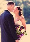 Nowojorski Ślub na Fioletowo