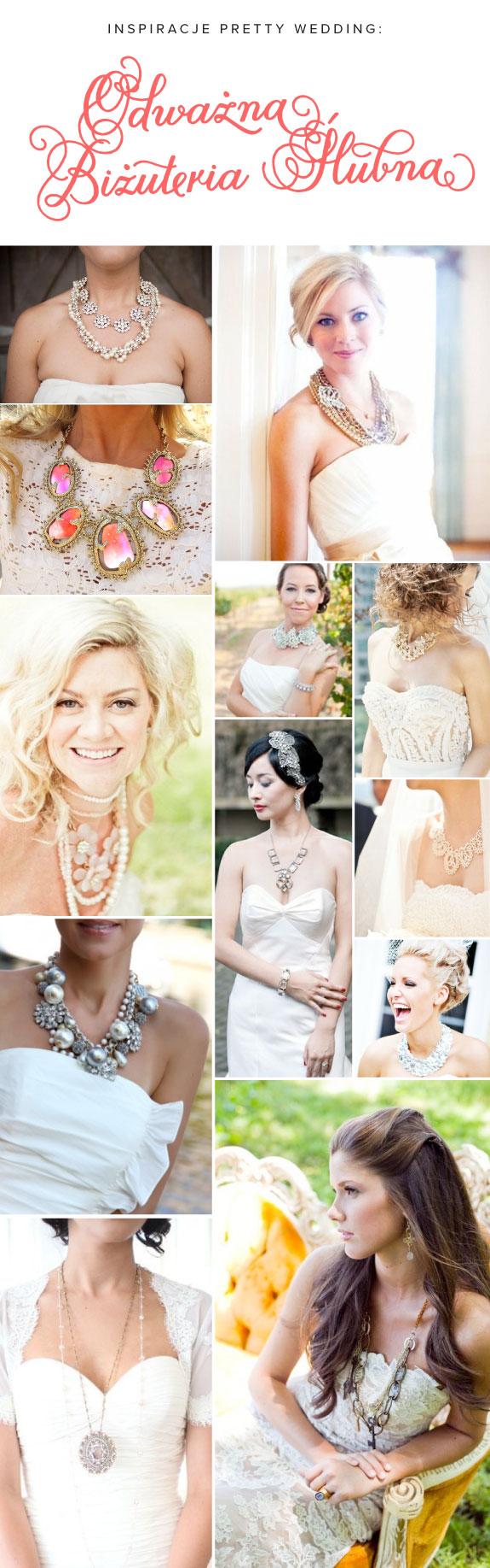 Biżuteria Ślubna w Stylu Boho Chic Dla Odważnych