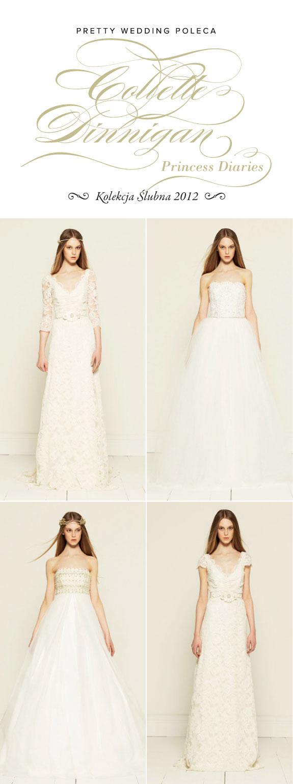 Suknie Ślubne z Kolekcji na  2012 rok, Galeria Zdjęć z Kolekcji Princess Diaries