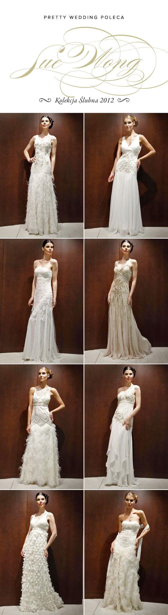 Suknie Ślubne Sue Wong Pięknie Dopasowane Do Kobiecej Sylwetki